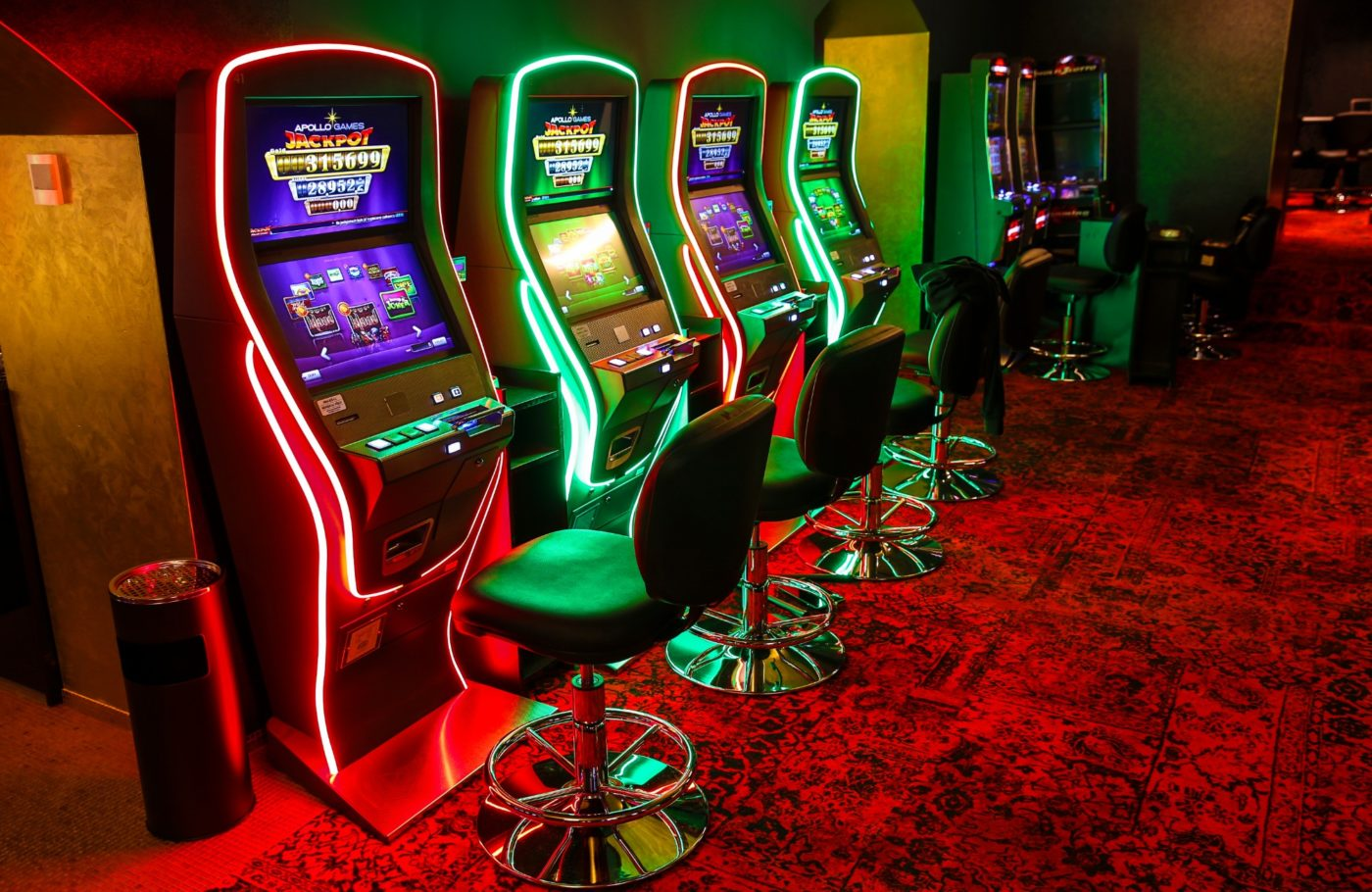 Magic Planet Slot Machines Campaign Promo by Influencer Creation