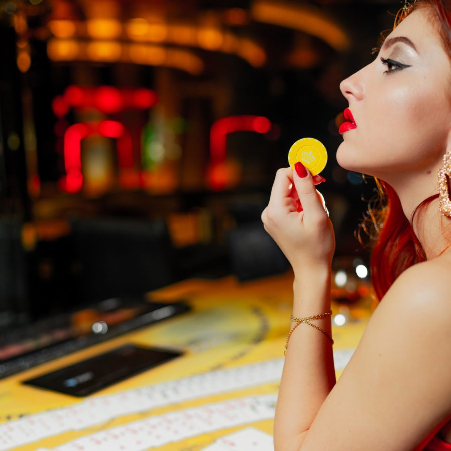 casino advertising photography by Shawn Keo creative agency, Influencer Creation